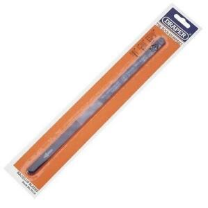 """5x Draper Metal Hacksaw Blades 300mm 12"""" 18tpi + 24tpi Carbon Steel 74118"""