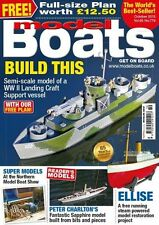 October Model Boats Craft Magazines