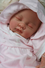 BUTTERFLY BABIES STUNNINGREBORN  BABY GIRL PINK SPANISH SAILOR DRESS SOFIA