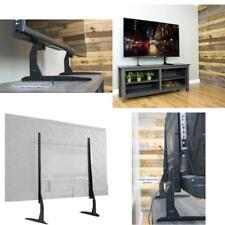 "Universal TV Stand Base for 27""-60"" Samsung LG Vizio LG Flat Screens Tabletop"