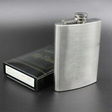 Hip Flask Set Stainless Steel Wine Bottle Drinkware Cup Portable Whiskey Liquor