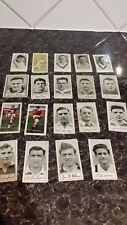 Vintage Trade Football/Cricket  Cards - HTF - See Pictures