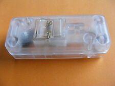 Schnurschalter 2polig transparent für 3adriges Kabel