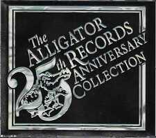 Alligator Records - 25th Anniversary Collection - 2 CDs 1996