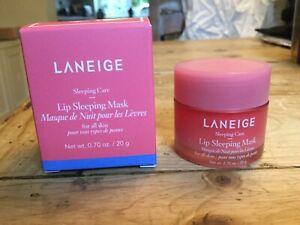 Laneige Lip Sleeping Mask 20g Brand New Boxed