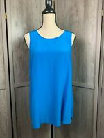 Women's Daniel Rainn NWT Stitch Fix 100% Silk Blouse Sleeveless Retail $55.00