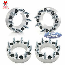 """4PCS FOR FORD F250 F350 8X170 WHEEL SPACERS ADAPTERS 2""""  TRUCKS MADE IN USA"""