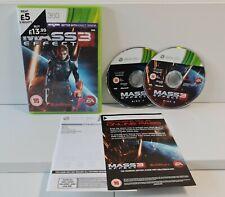 Mass Effect 3 (Xbox 360) 2 DISCS ~ FAST FREE POSTAGE ~
