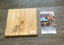 Jeff Foster signed Floor Indiana Pacers JSA COA