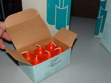 Partylite TUSCAN HERBS Pack of 6 Votive Candles, NOS, Brand new in Box!