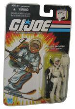 GI Joe Cartoon Series Arctic Trooper Snow Job (2008) Hasbro 3.75 Inch Figure