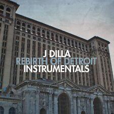 J Dilla - Rebirth of Detroit [New Vinyl]
