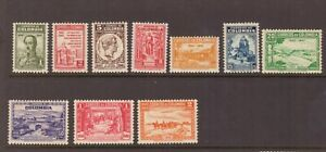 Colombia,Scott#475-484,MH,Scott=$109