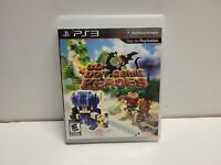 3D Dot Game Heroes (Sony PlayStation 3, 2010) PS3 CIB Complete TESTED Atlus RARE