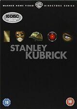 Stanley Kubrick : Directors Series 10 Disc Box Set [1968] [DVD] [2008]
