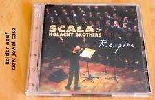 Scala & Kolacny Brothers - Respire - 17 titres - Boitier neuf - 2 CD