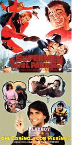 3 Supermen Contro Il Padrino / Che Casino...Con Pierino! CD DDJ031 BEAT RECORDS