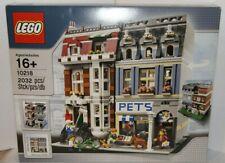 2010 LEGO Creator Expert 10218 Pet Shop modular building New in sealed box