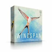 ~WINGSPAN-BOARD GAME Stonemaier-NEW-SEALED-W/ Swift Pack birds-newest edition!~