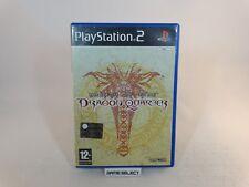 BREATH OF FIRE DRAGON QUARTER RPG GDR SONY PS2 PLAYSTATION 2 PAL EU EUR ORIGINAL