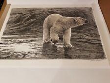 Polar Bear (litho) ~ Robert Bateman ~ Art Print