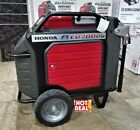 Honda EU7000IS 5500 Watt Electric Start Portable Inverter Generator