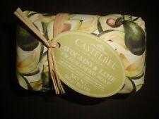 New Castelbel Made in Portugal 10.5oz/300g Luxury Bath Bar Avocado & Lime