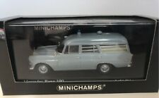 1:43 Minichamps Mercedes 190 1961 Ambulance DRK