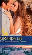 The Tycoon's Outrageous Proposal (Marrying a Tycoon, Book 2), Lee, Miranda, Very