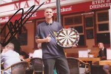 Darts: Mark Oosterhuis 'Mark Potter' Signed 6x4 Portrait Photo+Coa