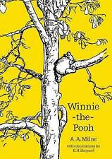 Winnie the Pooh Paperback Children's & Young Adults' Fiction Books