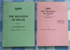 Ahmad  Galwash The Religion of Islam 1+2 Companion and Introductory to the Koran