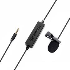 Saramonic LavMicro -  Broadcast Quality Lavalier Mic Omnidirectional Microphone