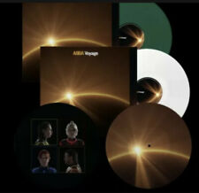 More details for abba - voyage - exclusive vinyl bundle green, white and picture 4x lp's edition
