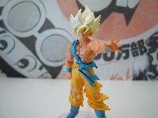 BANDAI HG DragonBall Z Son-Goku Super Saiyan Akira Toriyama Mini Figure 28-1-24