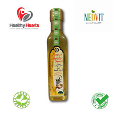 ARGAN OIL - 100% Pure BIO oil FROM MOROCCO - from AGADIR - 250ml Glass Bottle