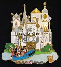 Disneyland - E-Ticket Collection - It's A Small World Pin (Jumbo)