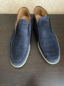Loro Piana Open Walk Loafers Size: 43 1/2  MSRP:1000$