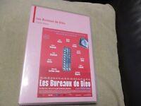 """DVD """"LES BUREAUX DE DIEU"""" Anne ALVARO, Nathalie BAYE / Claire SIMON"""