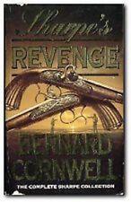 BERNARD CORNWELL __ SHARPE'S REVENGE ___ SECOND HAND __ UK FREEPOST