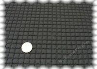 Karostepper grau Steppstoff Stepper Jackenstoff gesteppt 25 cm