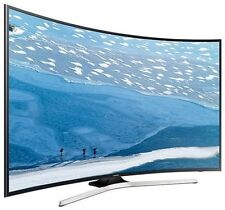 "Samsung UE55KU6179UXZG  EEK A 140 cm (55"") 4K / UHD Curved Smart 1400 PQI DVB..."