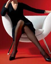 Medias y calcetines de mujer de color principal negro de nailon talla S