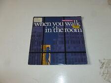 "PAUL CARRACK - When You Walk In The Room - 1987 UK 2-track 7"" vinyl"