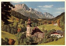 Bg1520 untersberg maria gern bei berchtesgaden Cpsm 14x9.5cm germany