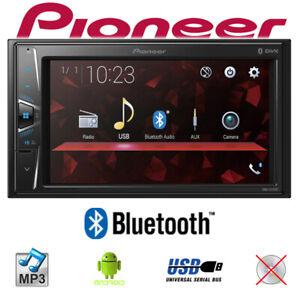 Pioneer DMH-G220BT - 2-DIN Radio 6,2 Touch Bluetooth USB MP3 Autoradio
