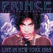 Prince and the Revolution Live in New York 85 Limited Edition Purple Vinyl 3 LP