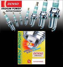 DENSO IRIDIUM POWER SPARK PLUG SET IXU22X 4 RACING PLUG