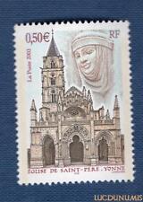 N°3586 - Eglise Saint-Père Yonne TIMBRE NEUF FRANCE 2003