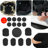 Tactical Helmet Protective Cushion Pad Spacer Set Kit Foam Padding 15pcs/set !